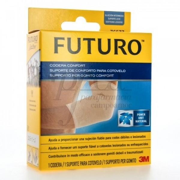FUTURO CODERA COMFORT T/P 23-25,5CM 1U