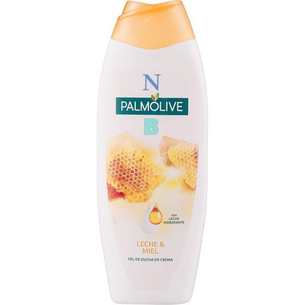 Nb palmolive gel ducha nutritivo miel 600 ml