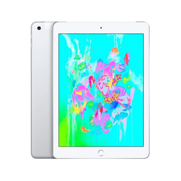 """Apple ipad (6ª generación) 4g reacondicionado (cpo) plata / 2+128gb / 9.7"""""""